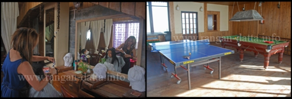 Spa and Games Room, Cochrane Place, Kurseong