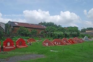 Nam Soon Cemetery, Tangra, New Chinatown, Calcutta (Kolkata)