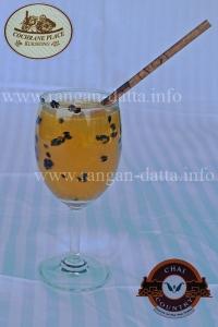 Passion Fruit Ice Tea, Chai Country, Cochrane Place, Kurseong