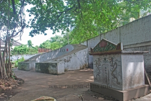 Sea Ip Cemetery, Tangra, New Chinatown, Calcutta (Kolkata)