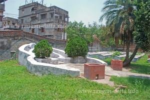 Toong On Cemetery, Tangra, New Chinatown, Calcutta (Kolkata)