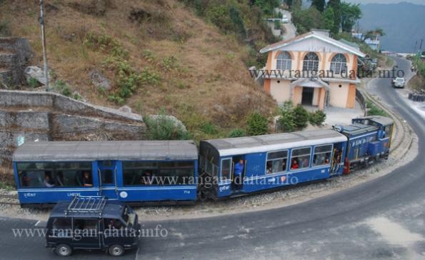 Darjeeling Himalayan Railway (DHR) Toy Train
