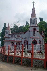 St. Paul's Church, Kurseong