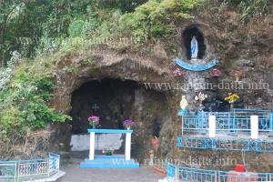 Grotto, St. Mary's Hill, Kurseong