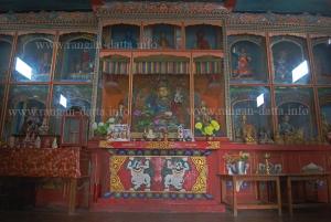 Inside Kurseong Monastery, Kurseong