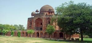 Khan i Khanan's Tomb, Delhi