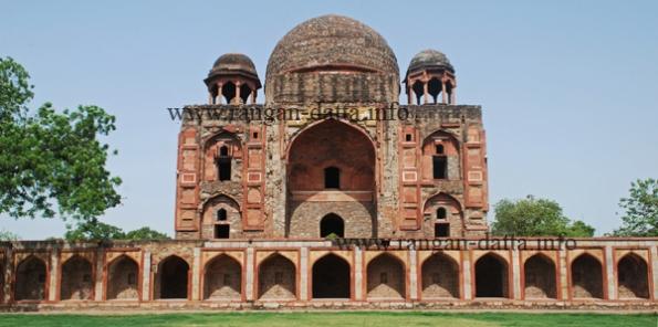 Abdul Rahim Khan - i - Khanan's Tomb