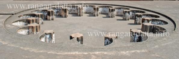 Ornamental Tank, Abdul Rahim Khan - i Khanan,s Tomb