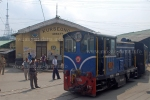 Darjeeling Himalayan (DHR) Toy Train, Kurseong Station