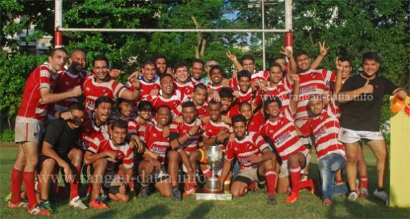 Calcutta Cricket and Football Club, Winners Calcutta Cup 2014