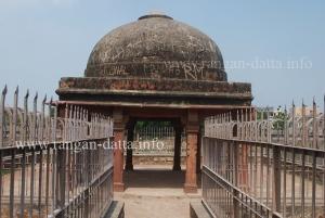 Domed Pavilion, Hauz - i - Shamsi