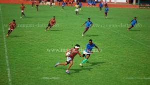 Rugby 7s, Sailen Manna Stadium, Howrah