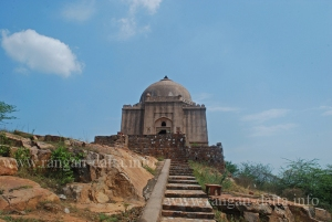 Azim Khan's Tomb, Mehrauli, Delhi