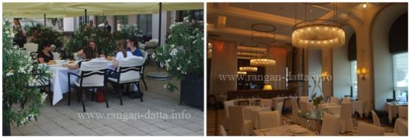 Restaurant, Hotel Esplanade, Zagreb