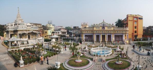 Jain Temple Complex, Gouribari, Kolkata (Calcutta)