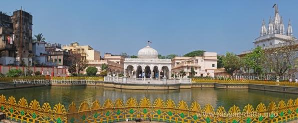 Dadawadi Temple, Jain Temple Complex, Gouribari, Kolkata (Calcutta)