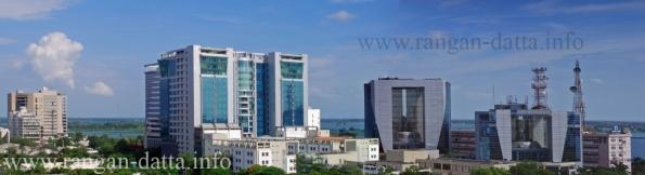 Salt Lake (Sec - V) Panorama, Kolkata (Calcutta)