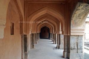 Arched Passageway of Rajon Ki Baoli
