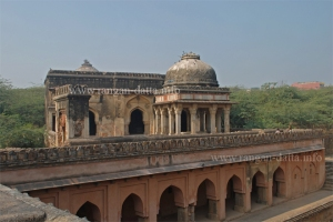 Mosque, Rajon Ki Baoli, Mehrauli