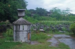 Vault, Jewish Cemetery, Kolkata