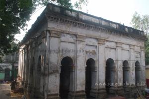 Natmandir, Radhanath Temple Complex