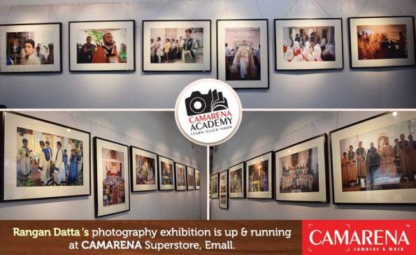 Camarena Photo Exhibition (Photo Courtesy: Camarena)