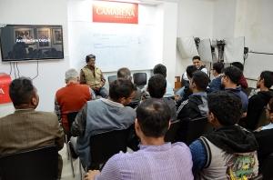 Photo Adda Session (Photo Courtesy: Sarajit Sil)