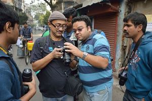 Wikipedia Kolkata Photowalk IV (Photo Courtesy: Biswarup Ganguly, Wikimedia Commons)