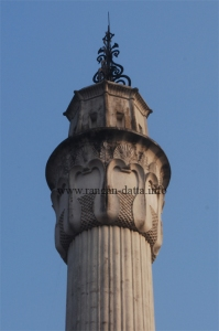 Top of Afghan War Memorial, Dum Dum, Kolkata
