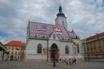 St. Mark's Church, St. Mark's Square, Zagreb