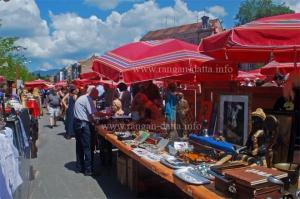 Zagreb Flea Market