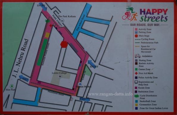 Happy Street Map
