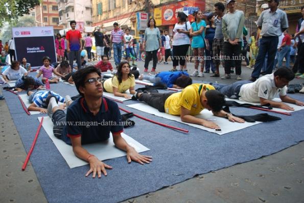Yoga Zone, Happy Street, Park Street, Kolkata