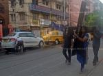 Seven Church Walk, Good Friday, Kolkata (Calcutta)