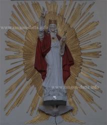 Relief of Jesus Christ, Carmelite Convent, Kolkata