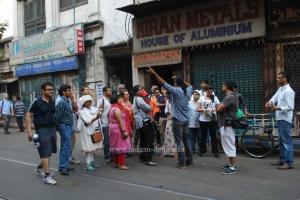 Explorer Iftekhar Ahsan (Ifte) introduces the Chitpur Walk