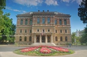 Croatian Academy of Science and Arts, Strossmayer, Square, Zagreb