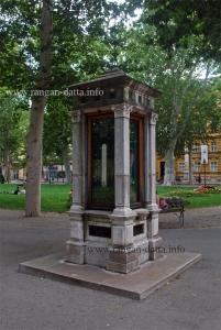 Meteorological Post, Zrinski Square, Zagreb