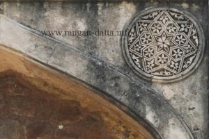 Stucco Work, Lodi Period Tomb, Lado Sarai