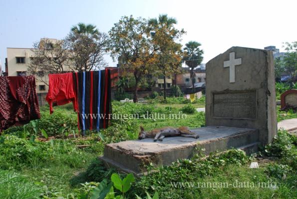Maniktala Christian Cemetery, Maniktala, Kolkata (Calcutta)