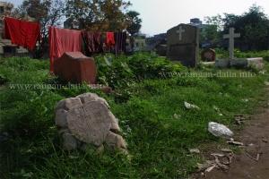 Maniktala Christian Cemetery