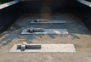 Maniktala Christian Cemetery, graves of Toru Dutt's family