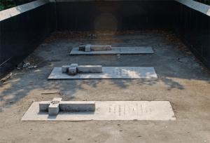 Maniktala Christian Cemetery, graves of Toru Dutt's family