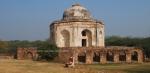 Mohammad Quli Khan's Tomb, Mehrauli Archaeological Park, Delhi