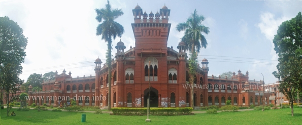 Curzon Hall, Dhaka University, Dhaka, Bangladesh