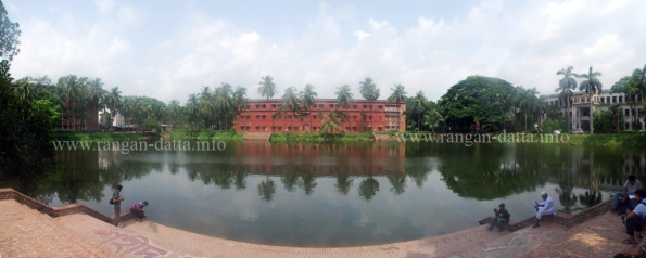 Dhaka University Campus, Dhaka, Bangladesh