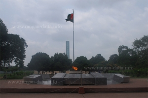 Eternal Flame, Sikha Chirantan (শিখা চিরন্তন), Dhaka