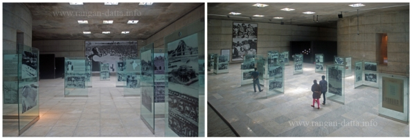 Inside the Museum of Independence, Dhaka, Bangladesh
