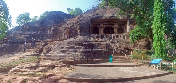 Pandava Caves, Pachmarhi, Madhya Pradesh (MP)