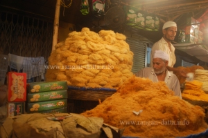 Lachha (Vermicelli) Shop, Ramzan Food Walk